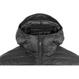 Rab Microlight Alpine Long Jacket Men Black/Shark